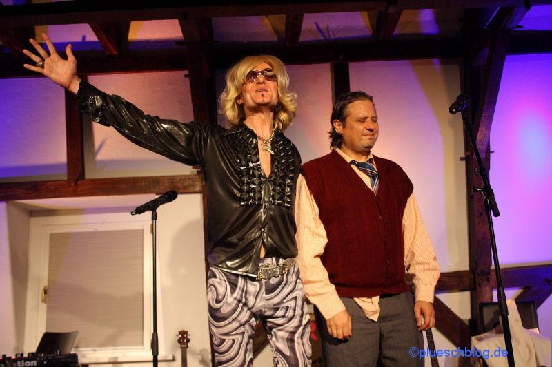 Bert und Roy Wiehl (50)