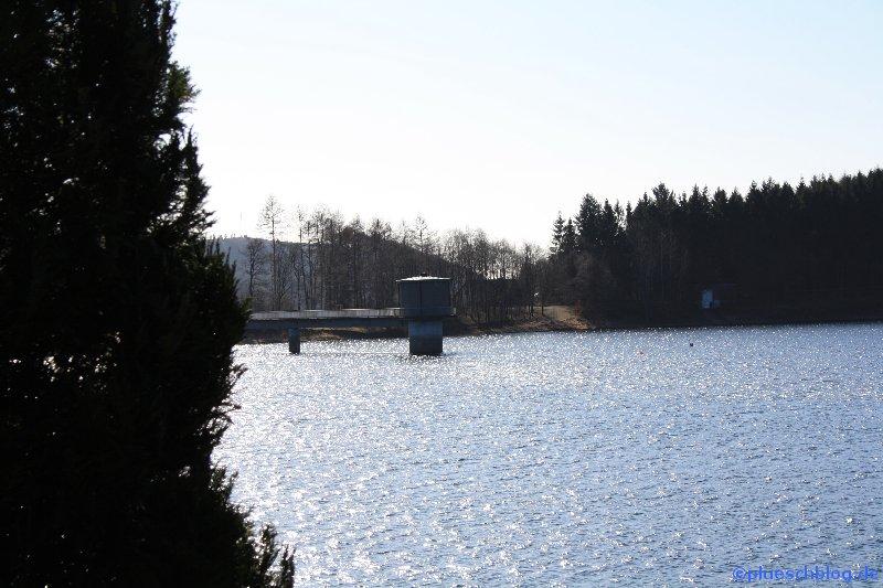Breitenbach Talsperre 12