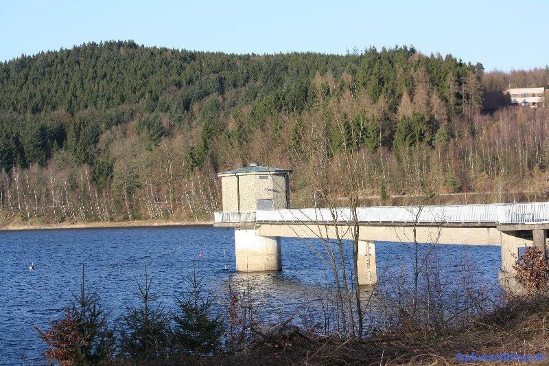 Breitenbach Talsperre 44