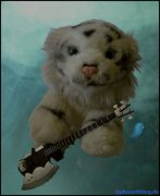 Nutwish - Lutz T on Bass