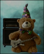 Nutwish - Ace Bearley on Lead Guitar